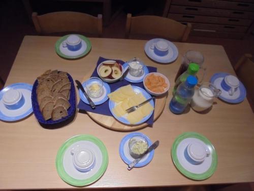 Gemeinsame Mahlzeiten